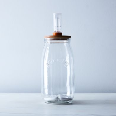 Glass Fermentation Jar