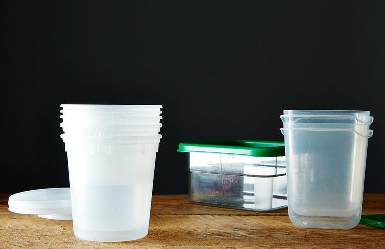 I'm in a Serious Relationship With Ikea's $6 Food Container Set—but It's Complicated