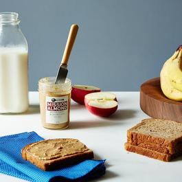 Exclusive Almond Butter Collection: Ginger, Brazil Nut & Mission Almond