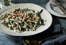 """A Tradition-Bucking Green Bean """"Casserole"""" You'll Want to Make Before Thanksgiving"""