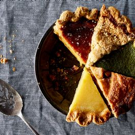 Matcha Custard Pie (!) & 20 Other Recipes For Pi Day