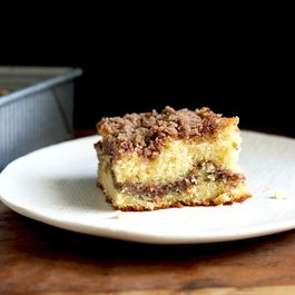 The Trick to Better Coffee Cake Is Simple—Obvious, Even