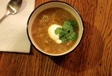 Tomatillo Chicken Chili