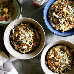 Nordic Oats with Pumpkin Seed Oil & Booster Topping