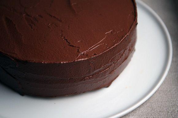 Grown-Up Birthday Cake