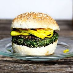 The Unexpected Ingredient Your Veggie Burgers Are Missing