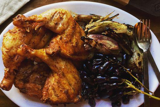 Go-To Grilled Chicken