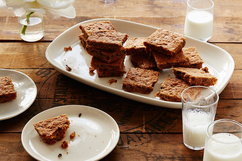 Blondies -- Gluten-Free And Completely Delicious Recipes — Dishmaps