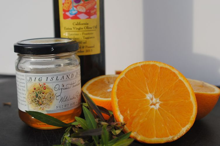 Citrus Honey Salad Dressing