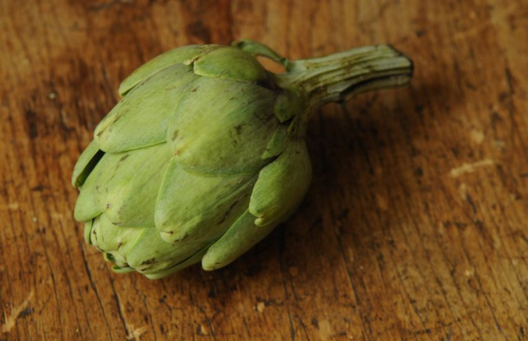 How to Trim Artichokes