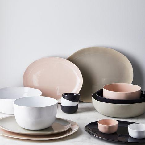 Organic Ceramic Serveware