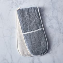 Food52 x Farmhouse Pottery Double Oven Mitt