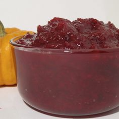 Cranberry Sauce - with Beet!?!?!
