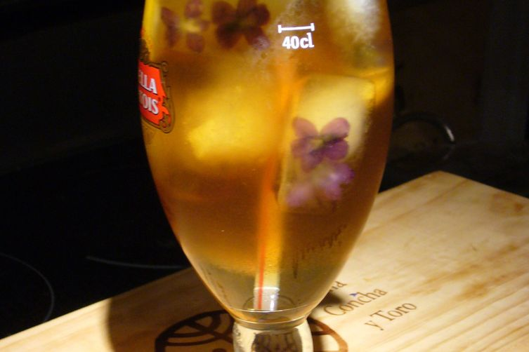 Spring Has Sprung Iced Tea