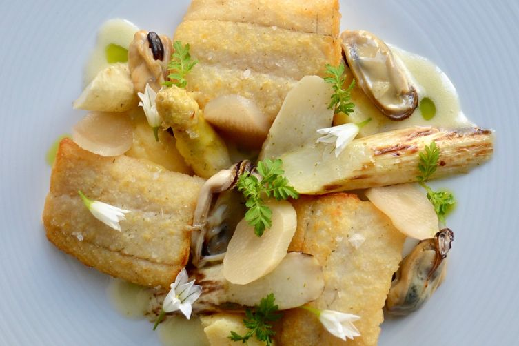 Northern-inspired Walleye