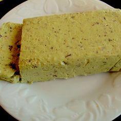 Mascarpone-Avocado Semifreddo with Chocolate and Hazelnuts