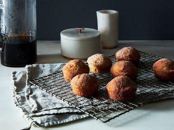 Learn How to Make Cinnamon Sugar Breakfast Puffs