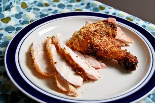 Chicken on a Plate