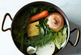 Homemade Vegetable Broth Isn't Worth the Trouble