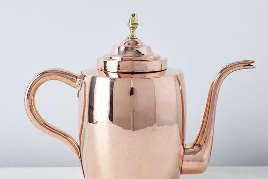 Vintage Coffee Pot, Mid 19th Century