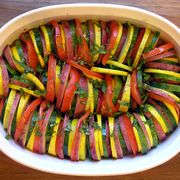 8d7c76c3 20bb 41d9 97c7 680bd5bcf33c  roasted summer vegetable tian assembled
