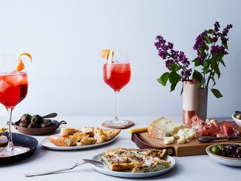How to Serve Snacks for Dinner, the Italian Way