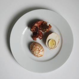 Marbled Tea Eggs