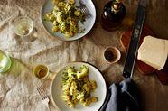 Summer Squash Sauce with Pasta