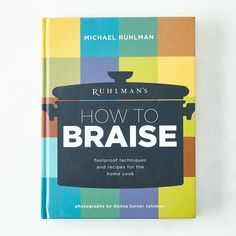 How To Braise, Signed Copy