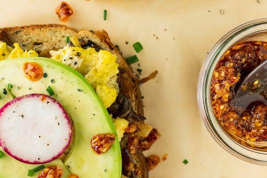 Sunday Morning Avocado Toast
