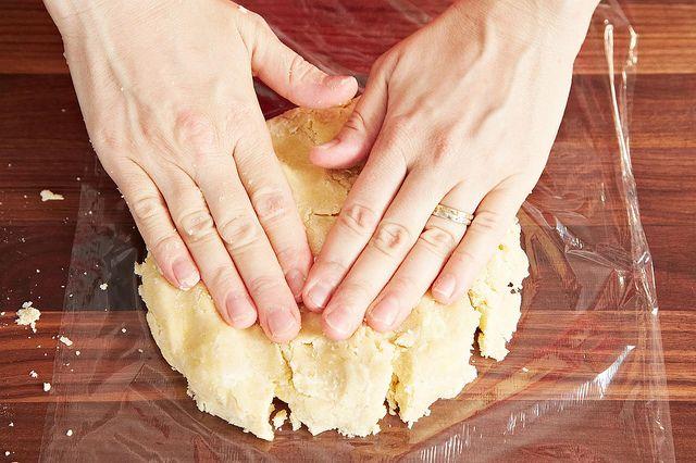 Crostata wrapped