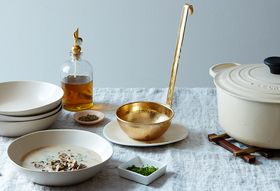 7 Solid Brass Ladles, Spoons, and Flatwares—New in Our Shop!