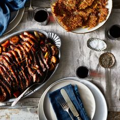 Brisket with Saba, Apricots, and Figs