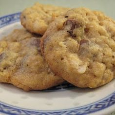 My Mom's Chocolate Chip Cookie