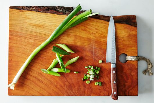 Community Picks Recipe Testing -- Scallions