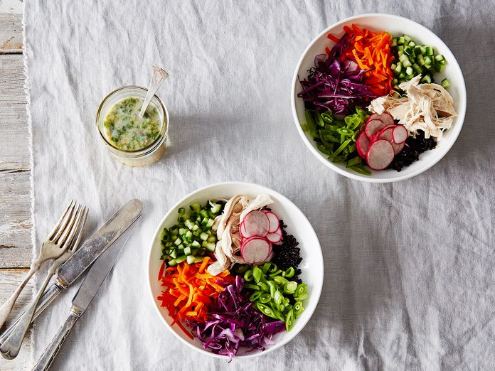 Skip the Salad and Drink this Dressing Straight