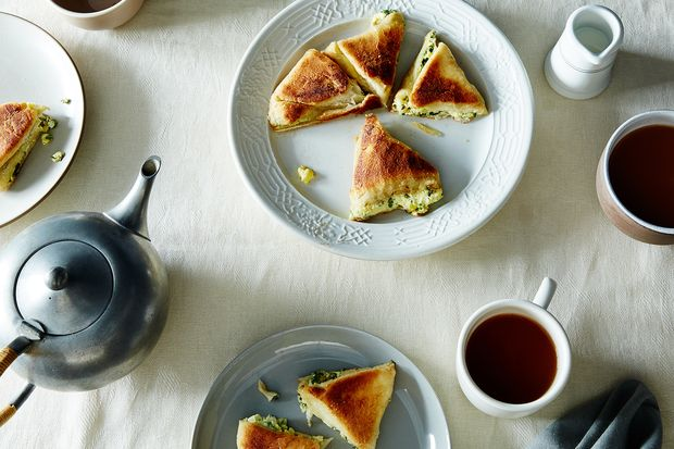 30f9db7e df87 4634 b43a 9603fc12dd06  2015 0505 filled georgian khachapuri cheese bread james ransom 044