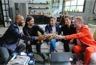 The Life Motto Queer Eye's Jonathan Van Ness Swears By