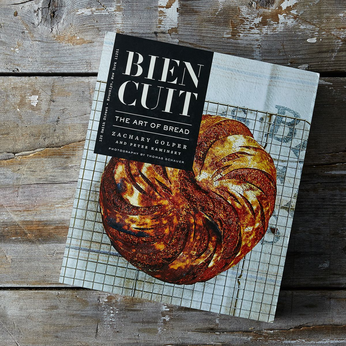 cooking from bien cuit: there go your weekends