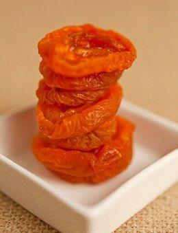 Dried Blenheim Apricots