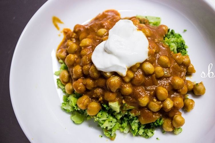 Vegan Friendly Chana Masala