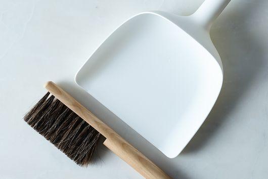 Sweeper & Funnel Dust Pan