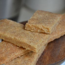 Spiced Brown Butter Cookie Brittle
