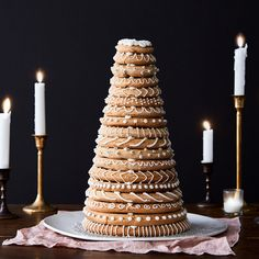 There's Gingerbread House, and There's Gingerbread Tower