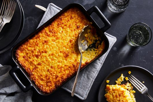 A Creamy, Cheesy Casserole That Treats Fresh Corn Right