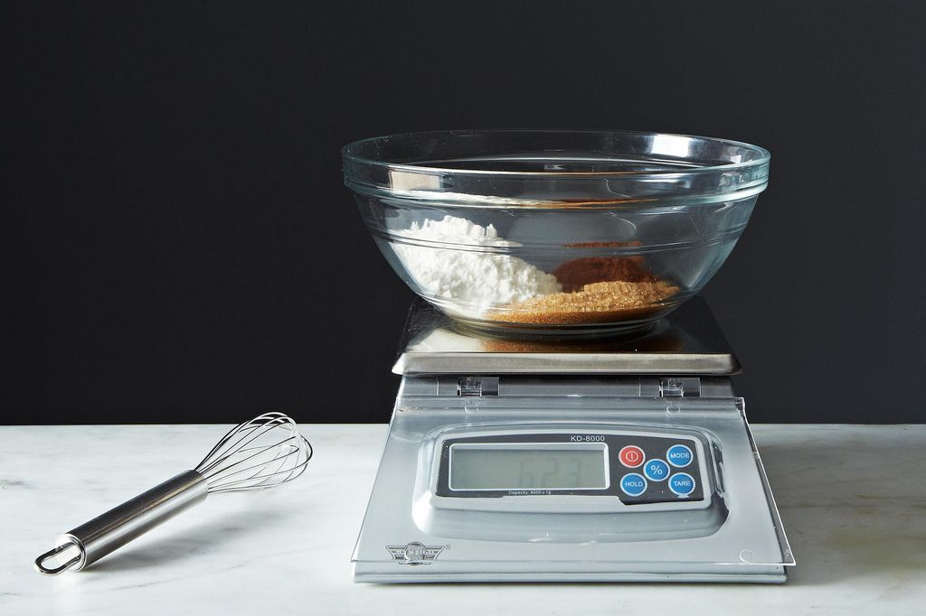 why to bake with a scale essential baking tips