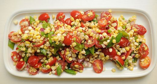 "Your Best ""First Corn of the Season"" Recipe"