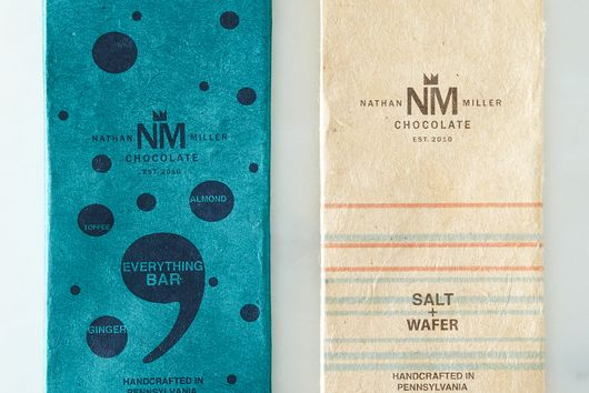 Salt & Wafer and Everything Chocolate Bars (2-Pack)
