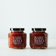 Strawberry Rhubarb Preserves (2-Pack)