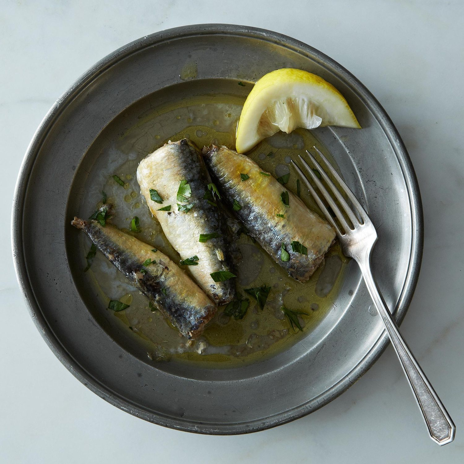 Food Sardines Are Good With